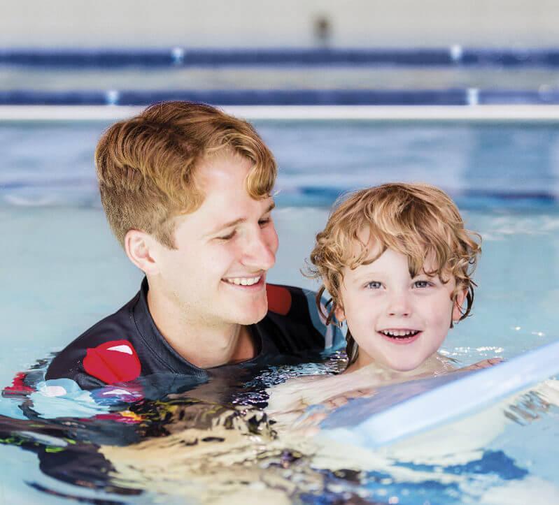 Kids swimming classes lessons in mornington peninsula for Caroline springs swimming pool