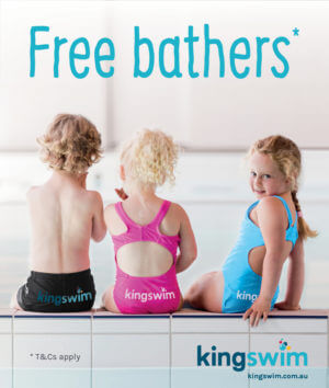 Enrol now for FREE bathers!
