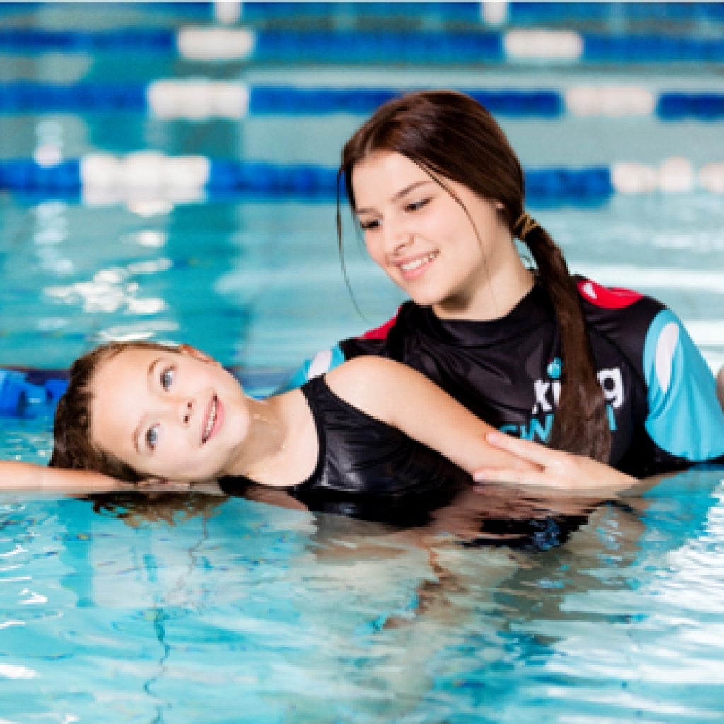 How long should children take swimming lessons?