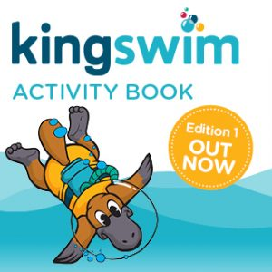 Download our Kingswim Activity Book!