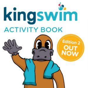 Download Edition 2 of our Kingswim Activity Book!