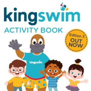 Download Edition 3 of our Kingswim Activity Book!